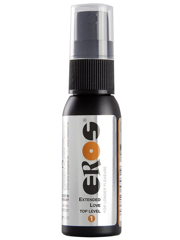 Пролонгирующий спрей Eros Top Level 1 – 30 мл
