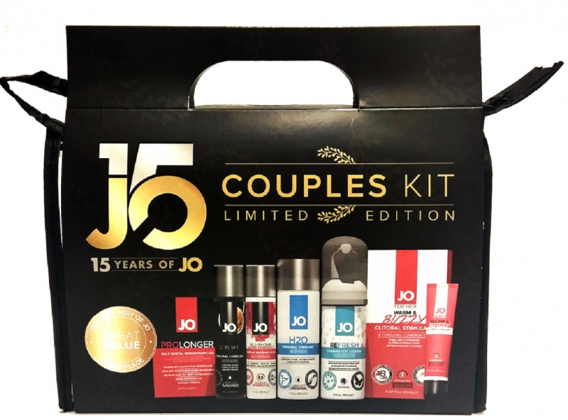 Подарочный набор JO Couples Kit Limited Edition JO system