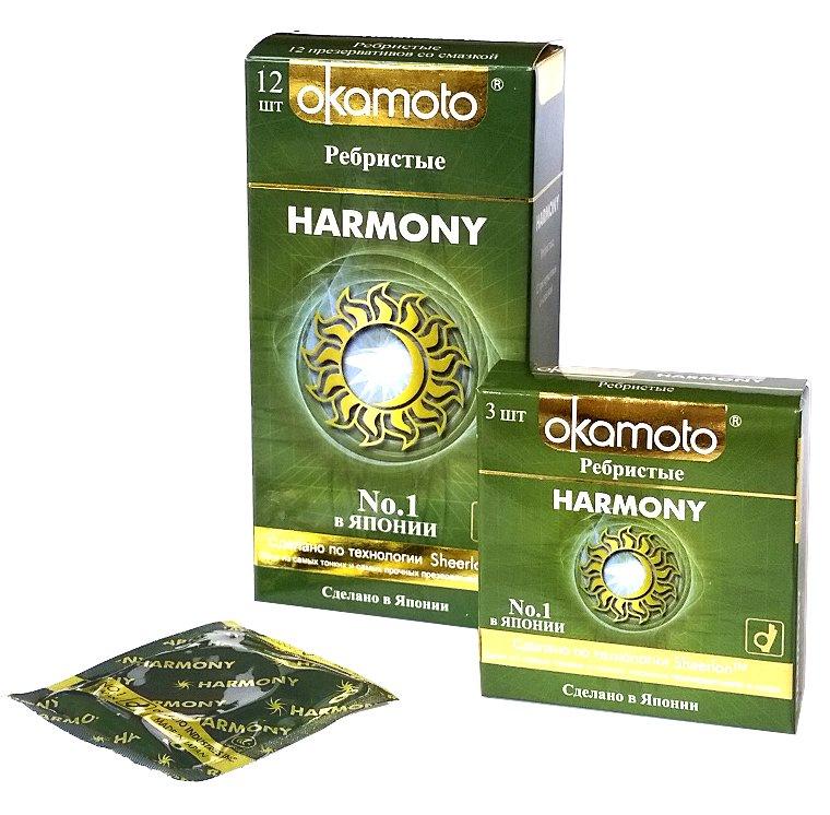 ������������ ������������� Okamoto Harmony ��������� � 12 ��