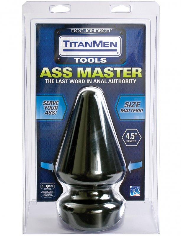������� �������� ������ Ass Master (Doc Johnson, ���)