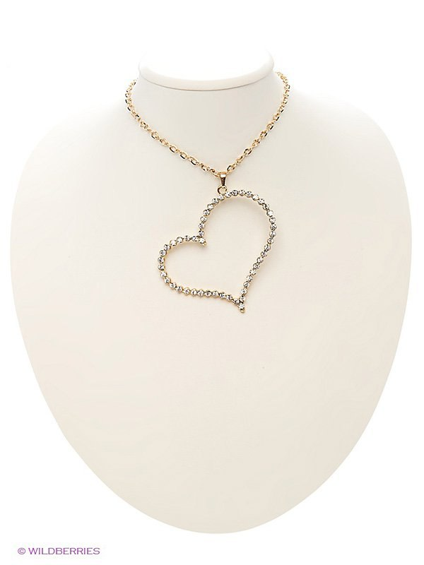 ������� � ���������-������� Ann Devine - Sweet Heart Pendant Necklace � �������