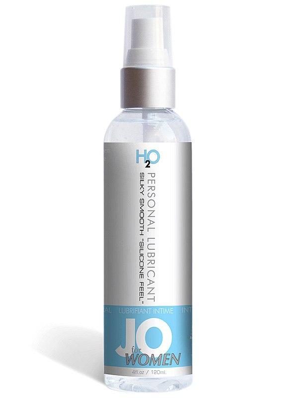 Нейтральный лубрикант JO H2O для женщин - 120 мл