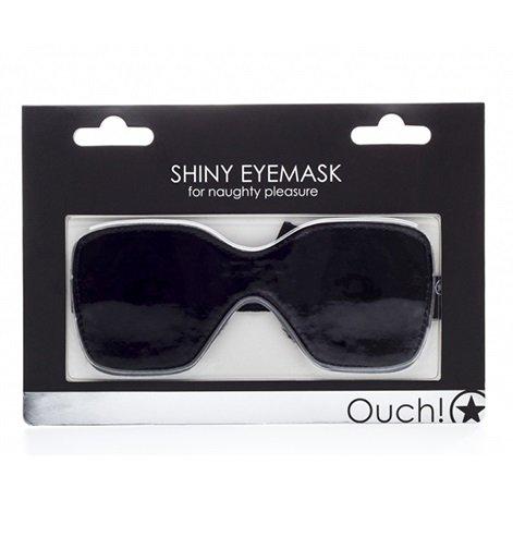 Маска на глаза закрытого типа (повязка) Shiny Eyemask