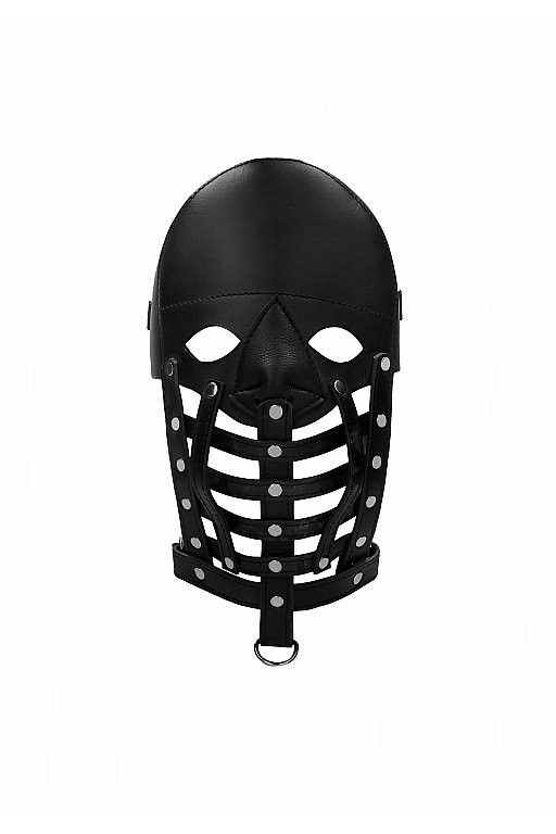 Маска-шлем Leather Male Mask