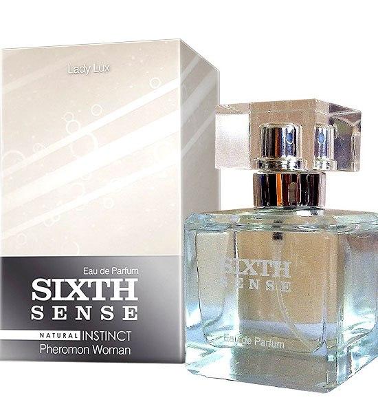 Парфюмерная вода Sixth sense (Lady Lux)