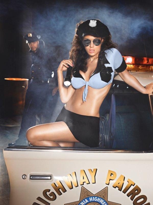 Игровой костюм Ночной Полицейский