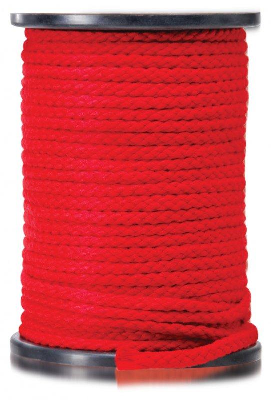 Купить Веревка Bondage - Red