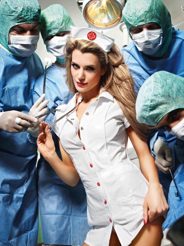 Игровой костюм Старшая Медсестра