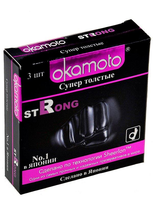 ������������ Okamoto Strong ����� ������� � 3 ��