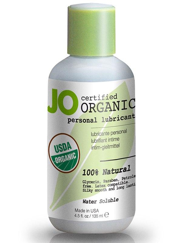 Гипоаллергенный натуральный лубрикант Organic  135 мл