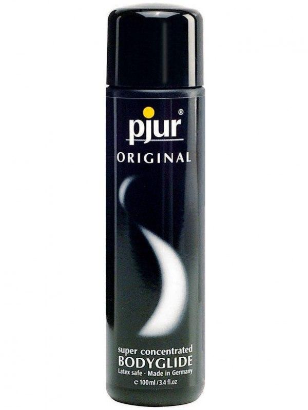Концентрированный лубрикант PJUR Original на силиконовой основе - 100 мл (Pjur, Германия)