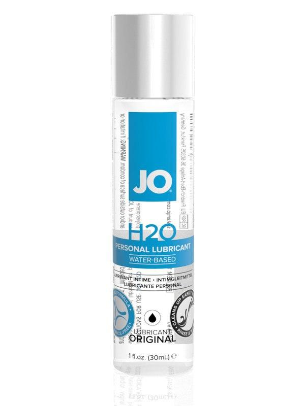 Лубрикант на водной основе JO H2O Original – 30 мл