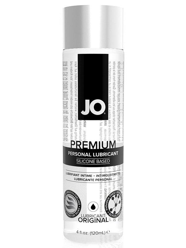 Нейтральный лубрикант JO Personal Premium - 120 мл
