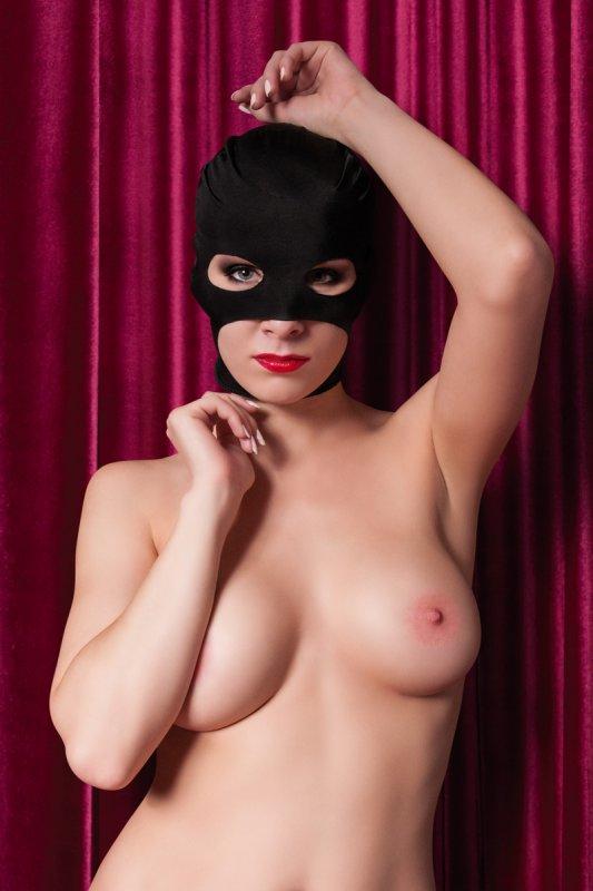 Эластичная маска TOYFA Theatre - черный