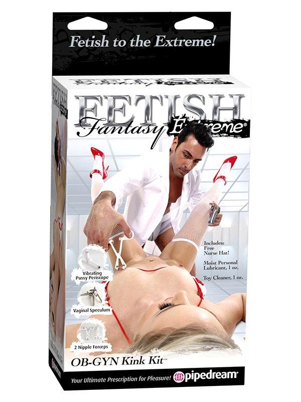 Набор гинеколога OB-GYN Kink Kit от Он и Она