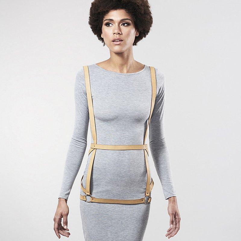 Портупея женская Maze Arros Dress – коричневый