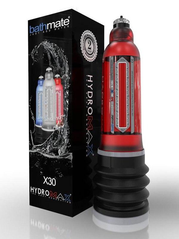 Гидропомпа Hydromax X30 – красный