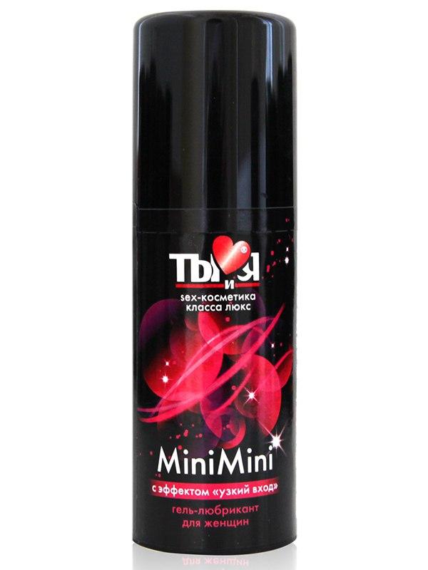 Любрикант для сужения влагалища Ты и Я MiniMini  20 мл (Биоритм, Россия)