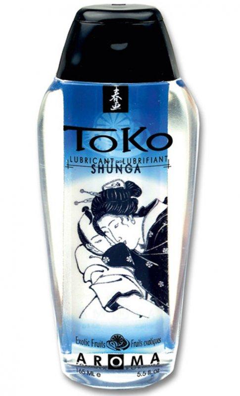 Съедобный лубрикант Toko Aroma Exotic Fruits