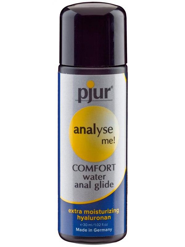 Анальный лубрикант Pjur® Analyse me! Comfort Water Anal Glide на водной основе – 30 мл