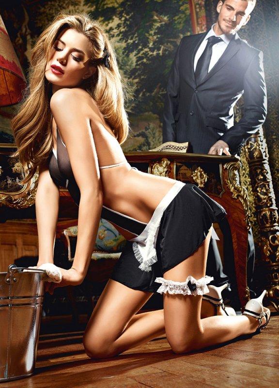 Игровой костюм Сексуальная Домохозяйка от Он и Она