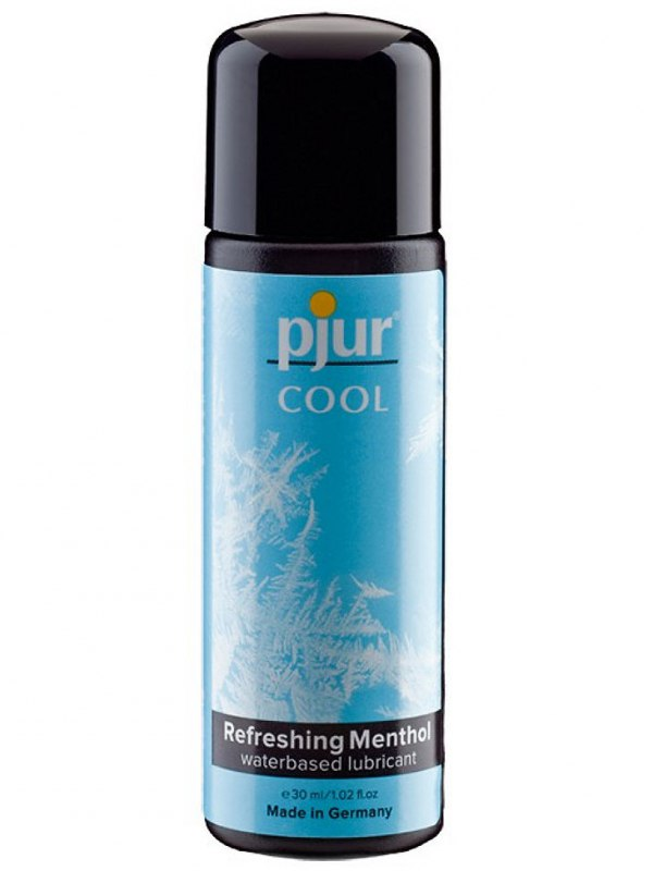 Бодрящий лубрикант Pjur® Cool на водной основе - 30 ml