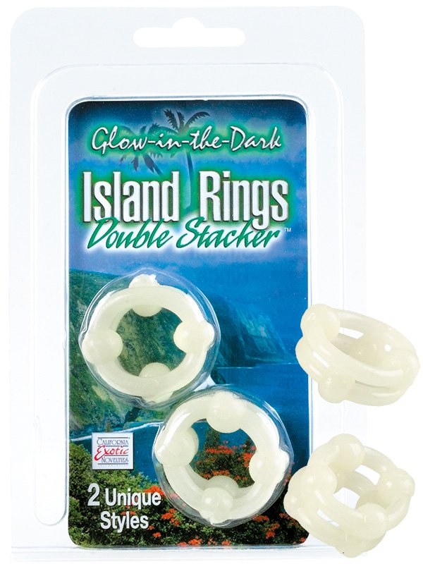 �������� �� 2-� ����� Island Rings - Double Stackers ���������� � ������� � �����