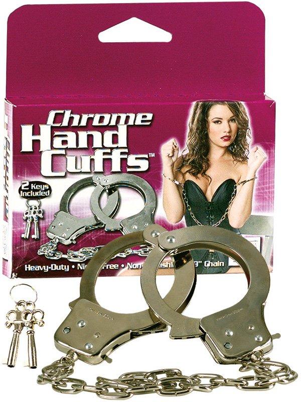 ��������� ������������� Chrome Hand Cuffs �������������