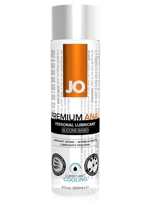 Анальный охлаждающий любрикант JO Anal Premium COOL - 120 мл