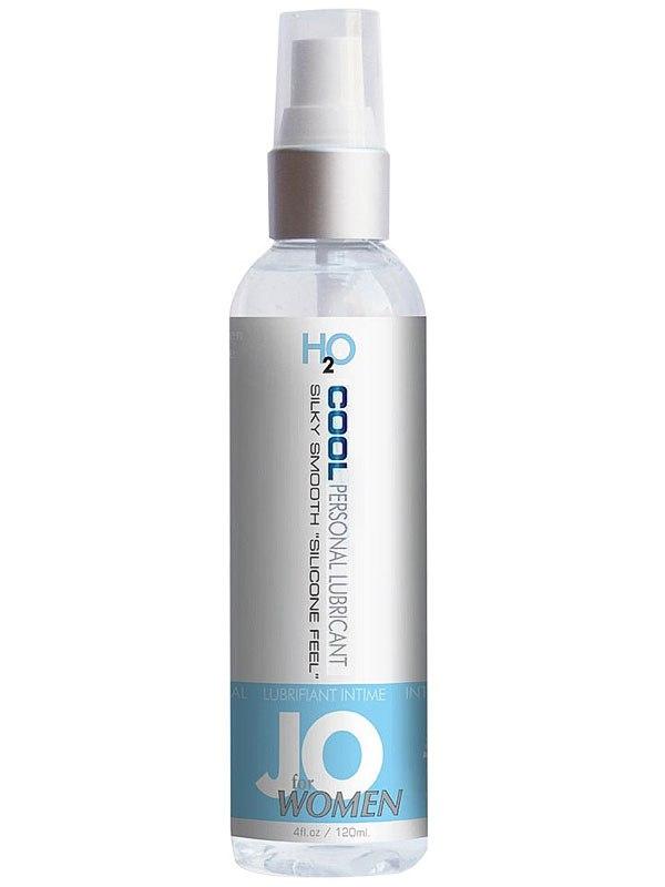Охлаждающий лубрикант JO H2O для женщин - 120 мл