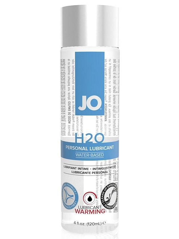 Возбуждающий лубрикант JO Personal H2O Warming - 120 мл
