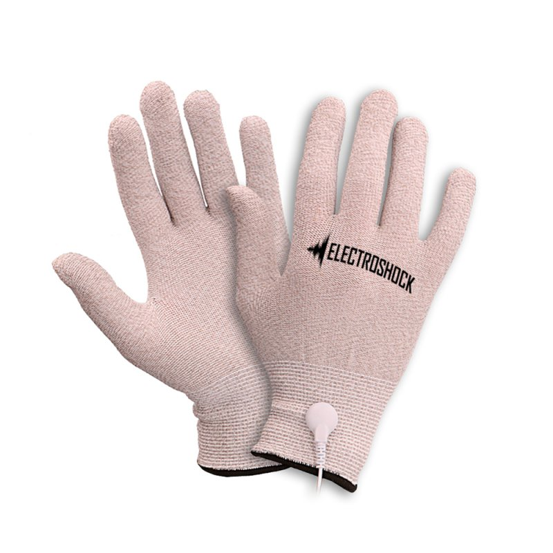 Электростимулятор E-Stim Gloves - Grey
