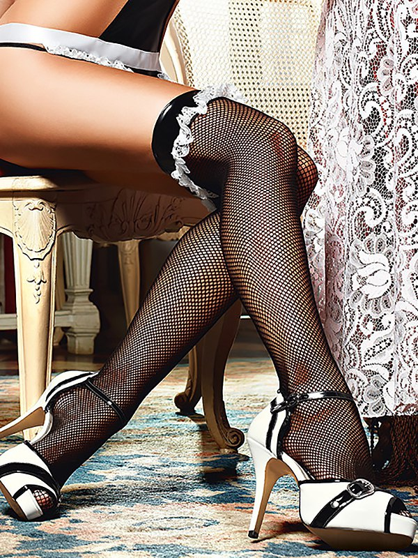 ����� Private French Maid ������� � ������ ����� � ������ (Baci Lingerie, ���)