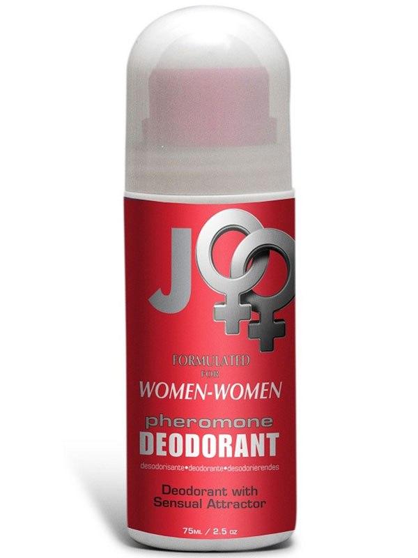 Дезодорант с феромонами для женщин JO Deodorant Women-Women - 75 мл