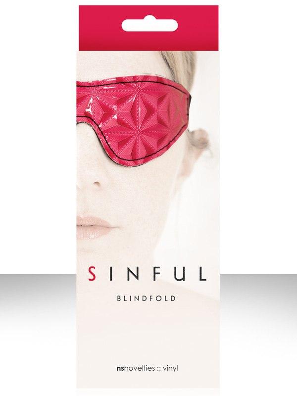 Маска на глаза Sinful - Blindfold