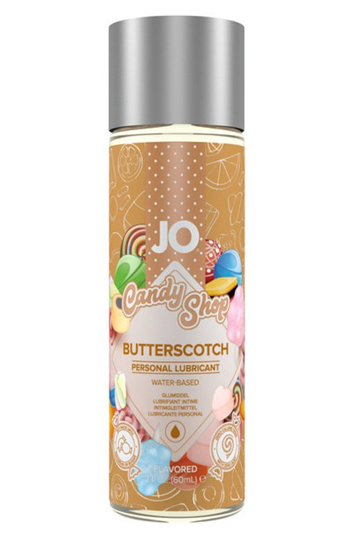 Съедобный лубрикант JO Candy Shop Butterscotch - 60 мл