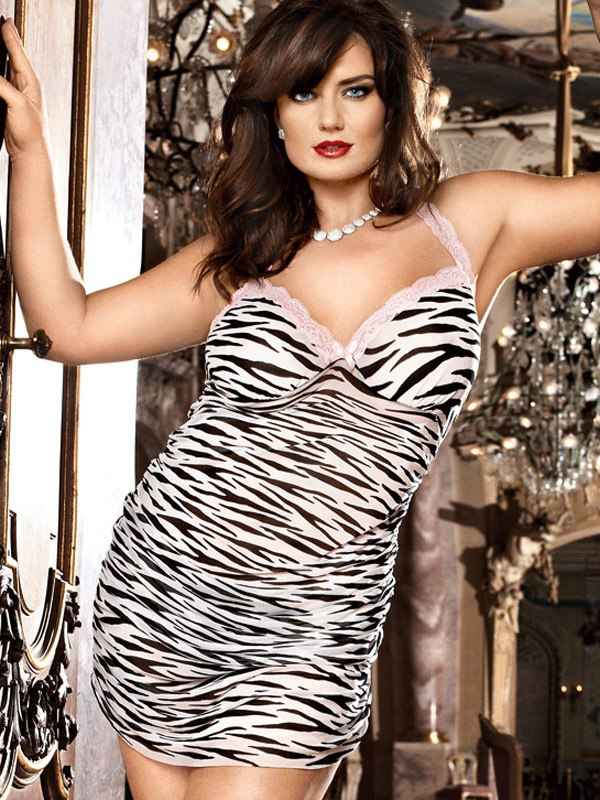 Замечательное платьице The Animal Inside - Diva Size