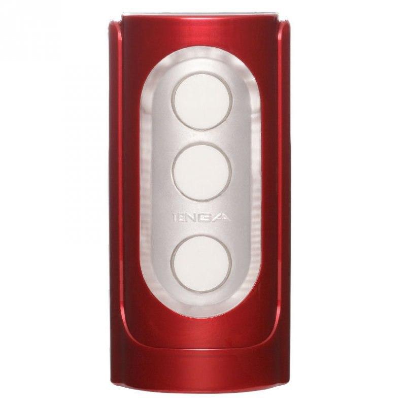 Мастурбатор премиум класса Tenga Flip Hole Red – красный