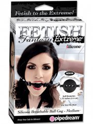 Кляп Silicone Breathable Ball Gag – Medium