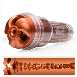 Мастурбатор Fleshlight Turbo Thrust – медь