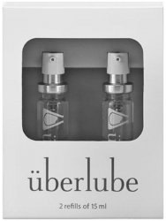 Сменные блоки Uberlube для Good-to-Go – 2 x 15 мл