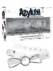Расширитель для рта Asylum Patient Mouth Restraint with Metal Bit